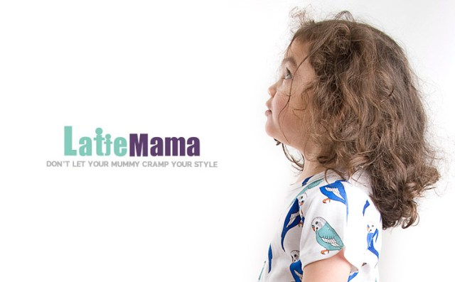 Fashion photography for Latte Mama by Anna Hindocha/Warm Glow Photo