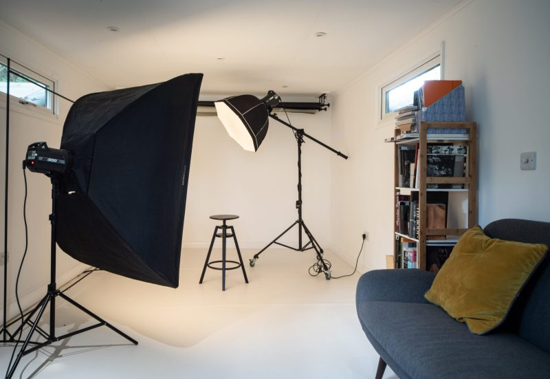 Picture of a photography studio