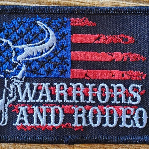 WARodeo Patch Small