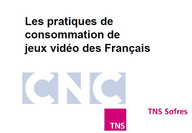 statistiques jeux vidéo Francestatistiques jeux vidéo France
