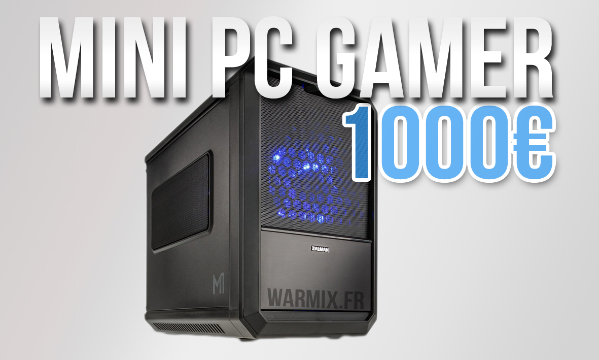 mini pc gamer Skylake warmix