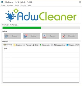 adwcleaner logiciels utiles 2016