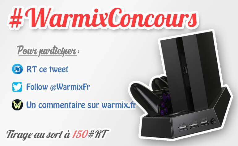 Warmixconcours concours ventilateurs ps4