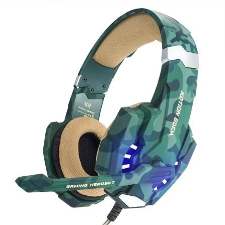 test avis casque gamer pas cher 2017 EasySMX Kotion Each G9600