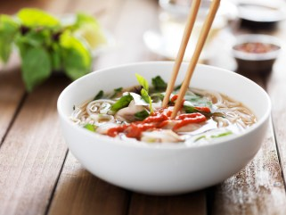 Pho, a great use for long cooked bone broth