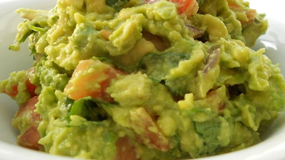 Salsa and Guacamole recipes that help you add potassium to your diet.  WINNER