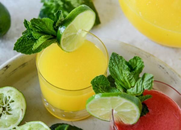 18._Mango Agua Fresca