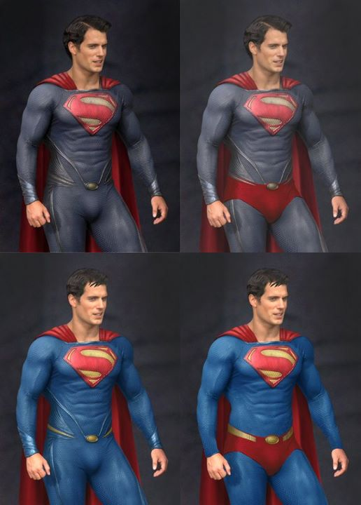 The Man Of Steel (3/3)