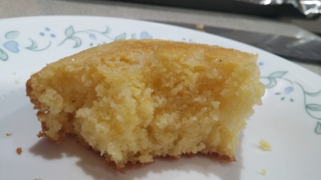 pan de maiz Warm Toasty Muffins