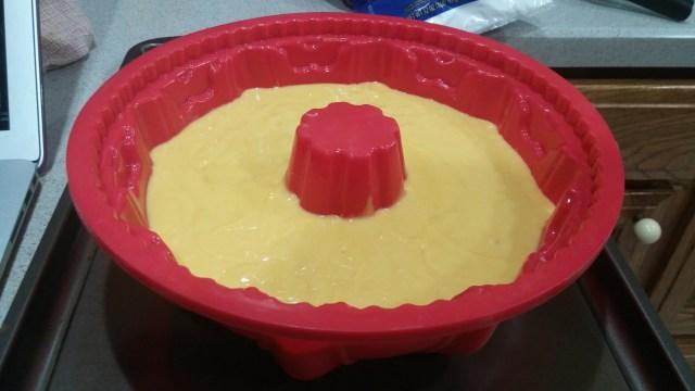 Warm Toasty Muffins 7Up cake