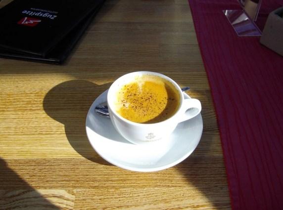 Kaffee - Licht und Schatten