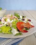 Salat: Original im Hochformat