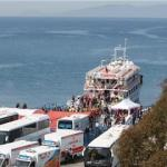 Turkish Tourist resort Dikili to house refugee camp