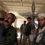 Syrian Kurdish led Forces enter ISIL held Manbij