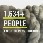 Death penalty executions at a 25 year high, Amnesty reports