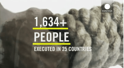 Amnesty International shows 50 per cent rise in executions in 2015