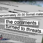 Minneapolis Woman Threatened with Rape by Male Somali refugees