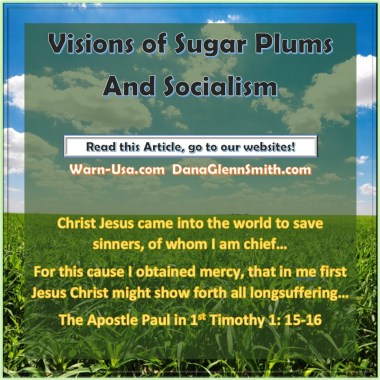 Visions of Sugar Plums and Socialism article image
