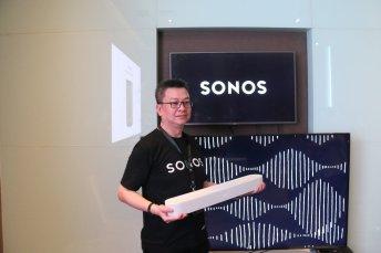 Bekerjasama Dengan Rumah Audio Indonesia V2 Indonesia Rilis Sonos Beam