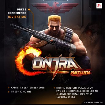 Invitation Contra Return