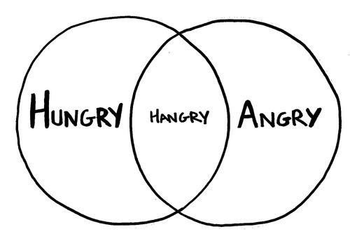 Hunger isn't conducive to learning!
