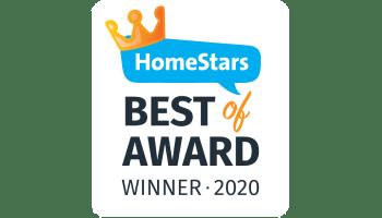 Homestars award winner 2020