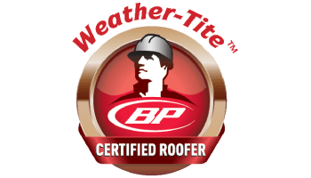 weather-tite certified roofer