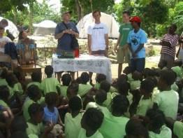 Various NGOs: Sustain Haiti 2010 village training