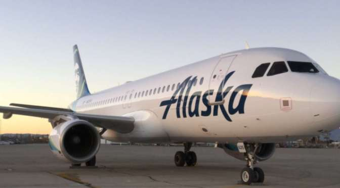 Alaska airlines targets Trump supporter