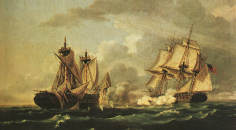 Guns Off Algiers: Victory and the War of 1812