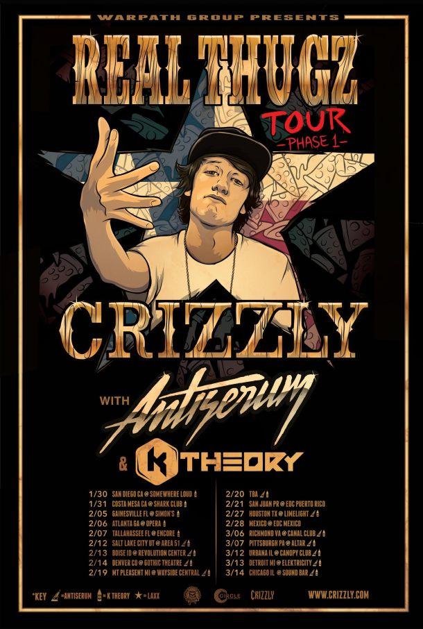 RealThugz Tour