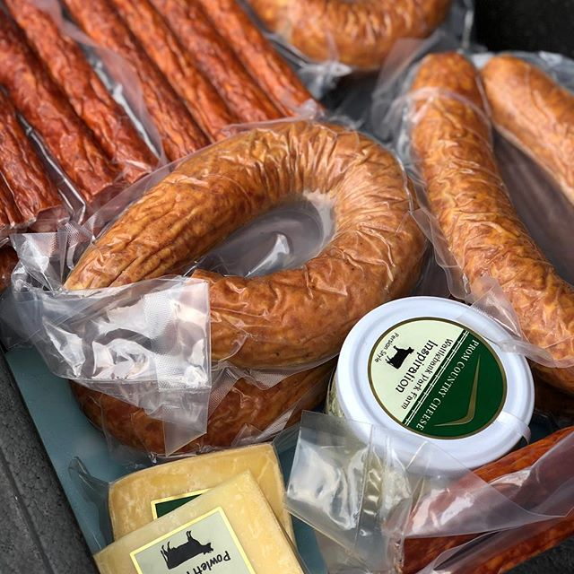 Free Range small goods from @wattlebank_park_farm