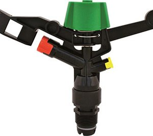VYRSA VYR-37 PLASTIC FULL CIRCLE IMPACT SPRINKLER 20MM