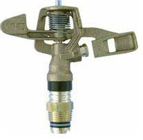 VYRSA-VYR-25 BRASS FULL CIRCLE IMPACT SPRINKLER 15MM