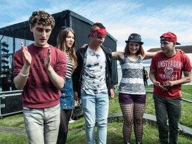 AJ, Elizabeth, Kali, Nicol and George