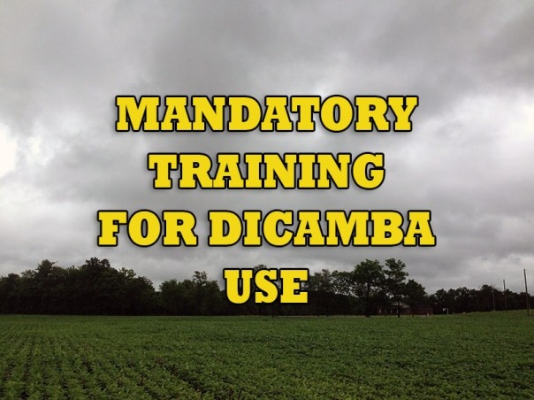 Dicamba Training | Warren County Agriculture