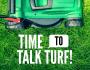 Time to Talk Turf!