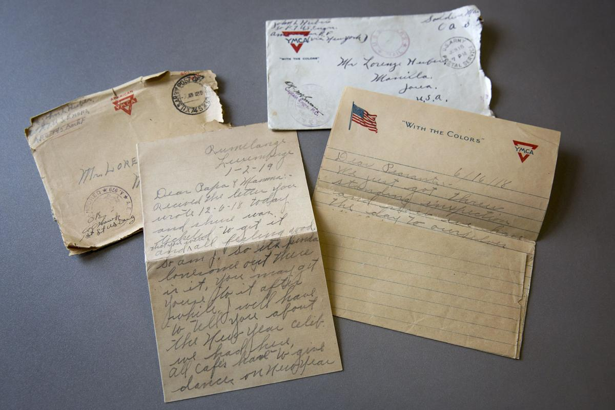Letters the Warren CT Historical Society