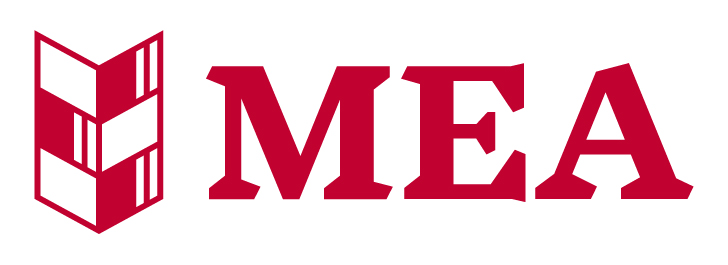 MEA Primary Logo Red
