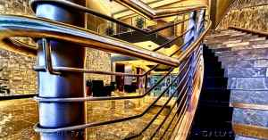 Stairs-Lobby Sol Hard