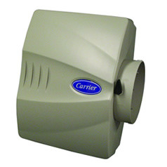 Carrier whole house humidifier from Warren Heating and Cooling