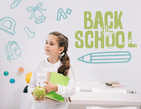 Back To School Tips To Staying Healthy