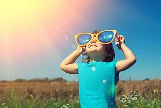 Kids & Sunglasses