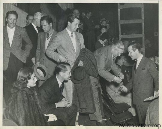 1937 SAG Meeting