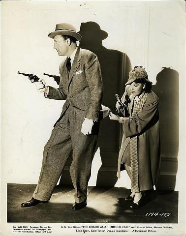 The Gracie Allen Murder Case (1939)