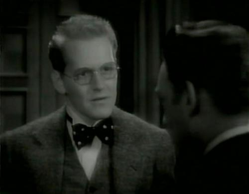 Hardie Albright as Erik with WWs Kroll in foreground