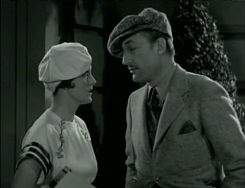 Mary Astor and Warren William in Upperworld