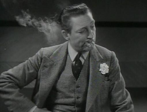 Warren William in The Dark Horse