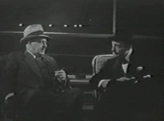 Thurston Hall and Warren William