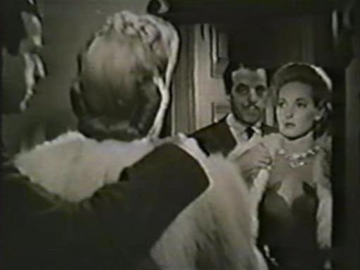 Gerald Mohr and Tala Birell